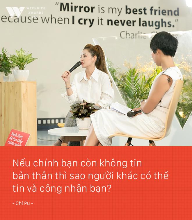 Miss showbiz Chi Pu lần đầu kể về giai đoạn khủng hoảng đến trầm cảm sau khi tuyên bố đi hát - Ảnh 6.