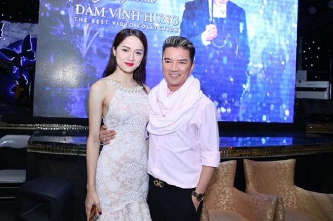 Câu nói xúc động của Hương Giang gửi Mr Đàm sau khi đăng quang Hoa hậu: Anh yên tâm, em không thay đổi gì đâu - Ảnh 3.