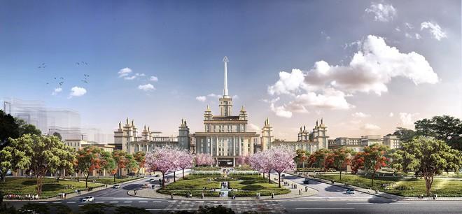 VinUni sẽ được xây dựng ở Gia Lâm (Hà Nội), tuyển sinh bằng bài luận và phỏng vấn như các trường top trên thế giới - Ảnh 3.