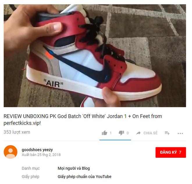 Perfect Kicks - xưởng làm giày giả chất lượng cao đang bôi xấu bộ mặt street style của cả Việt Nam và thế giới? - Ảnh 2.