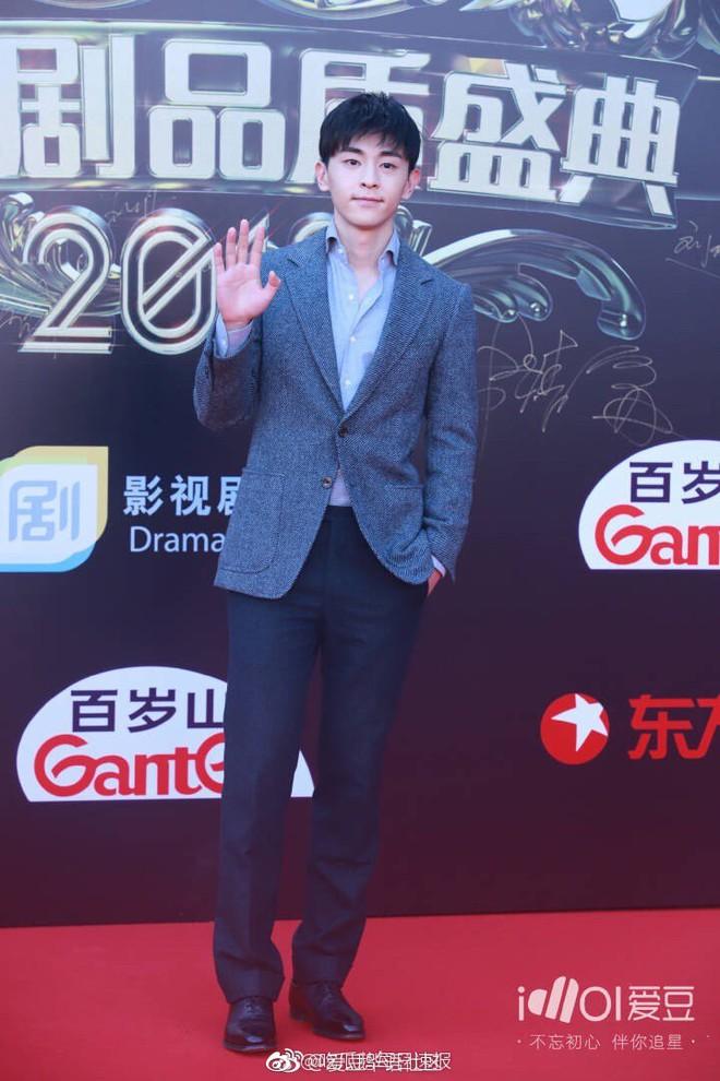 Thảm đỏ hot nhất Cbiz hôm nay: Dương Mịch đè bẹp dàn mỹ nhân, bạn gái Luhan hot vì... thời trang khó hiểu - ảnh 8