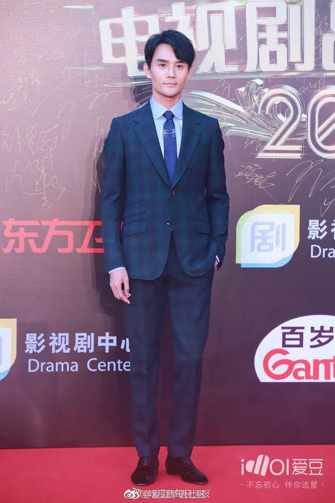 Thảm đỏ hot nhất Cbiz hôm nay: Dương Mịch đè bẹp dàn mỹ nhân, bạn gái Luhan hot vì... thời trang khó hiểu - ảnh 9