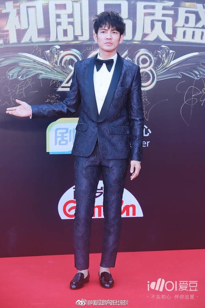 Thảm đỏ hot nhất Cbiz hôm nay: Dương Mịch đè bẹp dàn mỹ nhân, bạn gái Luhan hot vì... thời trang khó hiểu - ảnh 10