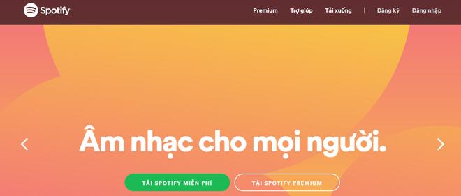 Tại sao Spotify về Việt Nam lại tạo thành một cơn sốt? - ảnh 1