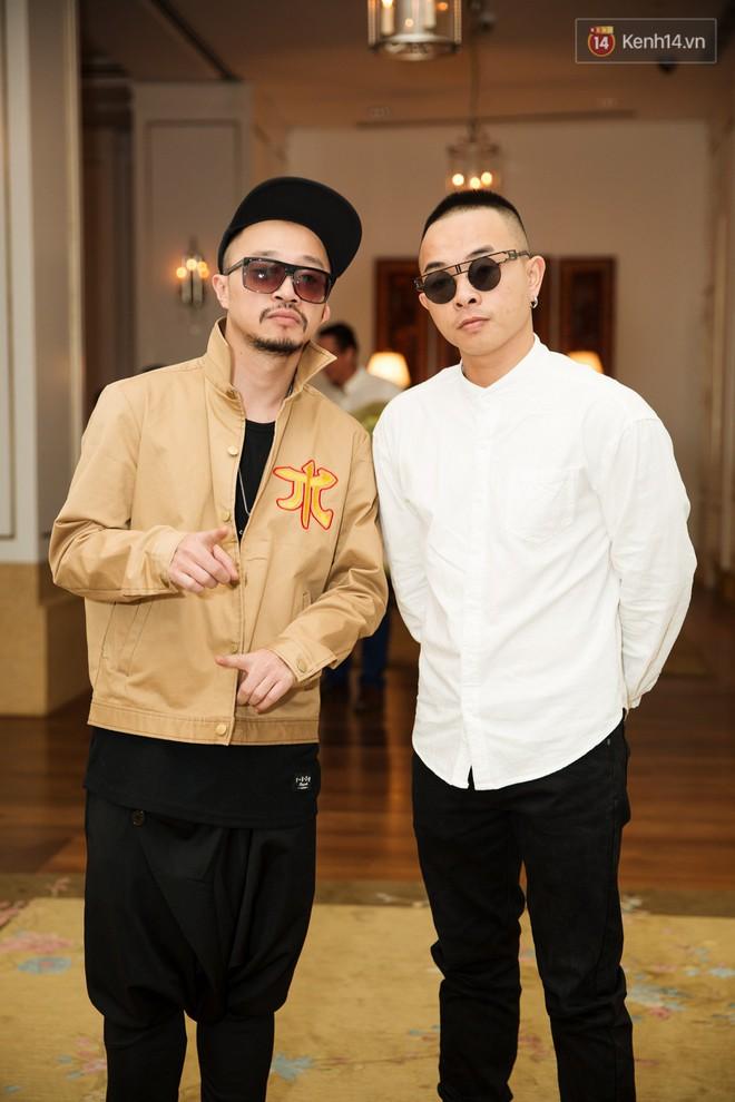Ninh Dương Lan Ngọc mạnh mẽ cá tính đối lập Mâu Thủy điệu đà tại tiệc VIP của Spotify - ảnh 12