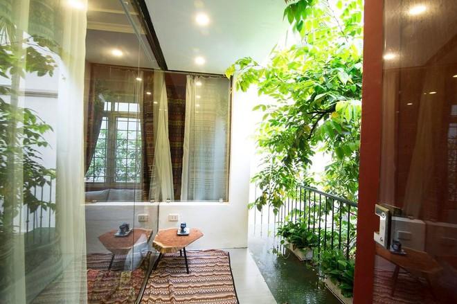 Ngày cuối tuần, trốn cả thế giới để đến với 3 homestay vừa xinh vừa xanh mát ở Hà Nội - ảnh 26