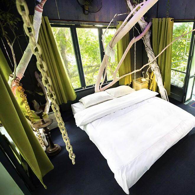 Ngày cuối tuần, trốn cả thế giới để đến với 3 homestay vừa xinh vừa xanh mát ở Hà Nội - ảnh 19