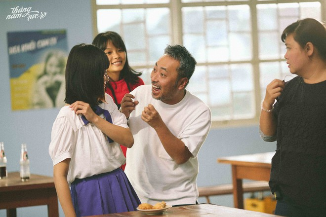 Tháng Năm Rực Rỡ chưa nguội, Nguyễn Quang Dũng đã hợp tác với SONY để remake 50 First Dates - Ảnh 2.