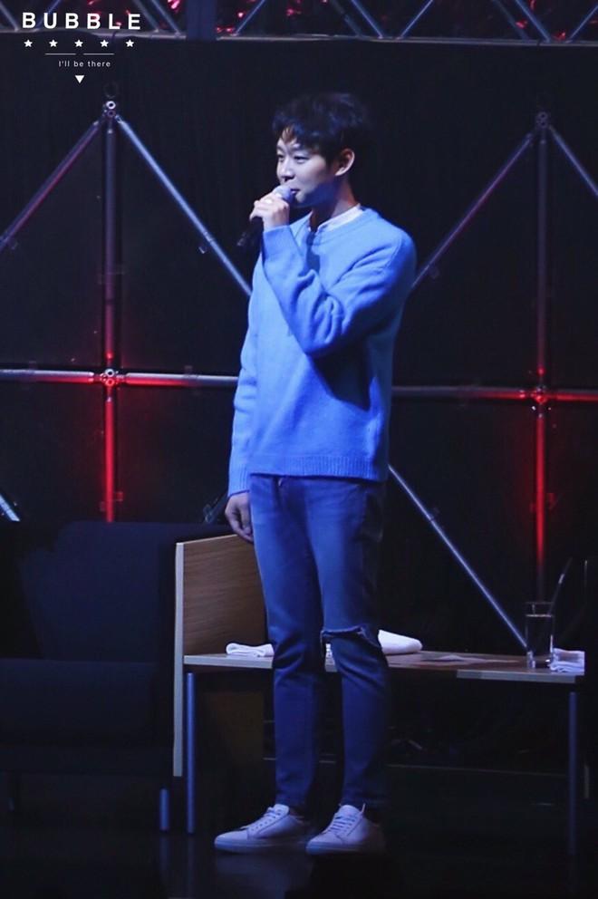 Hậu scandal, Yoochun rưng rưng, hát tặng hàng nghìn fan trong ngày comeback - Ảnh 4.