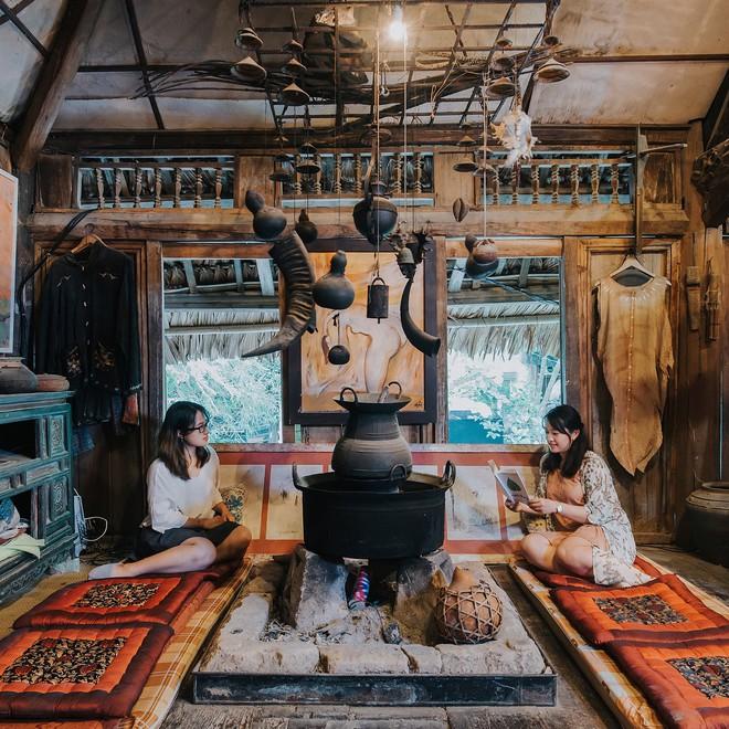 Ngày cuối tuần, trốn cả thế giới để đến với 3 homestay vừa xinh vừa xanh mát ở Hà Nội - ảnh 15