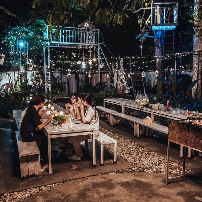 Ngày cuối tuần, trốn cả thế giới để đến với 3 homestay vừa xinh vừa xanh mát ở Hà Nội - ảnh 20