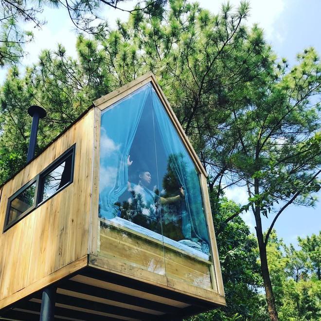 Ngày cuối tuần, trốn cả thế giới để đến với 3 homestay vừa xinh vừa xanh mát ở Hà Nội - ảnh 5