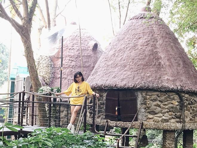 Ngày cuối tuần, trốn cả thế giới để đến với 3 homestay vừa xinh vừa xanh mát ở Hà Nội - ảnh 16