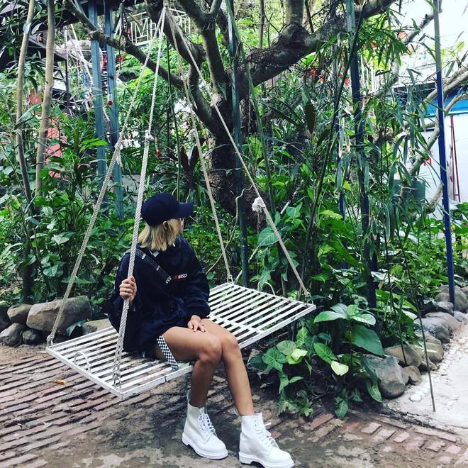 Ngày cuối tuần, trốn cả thế giới để đến với 3 homestay vừa xinh vừa xanh mát ở Hà Nội - ảnh 22