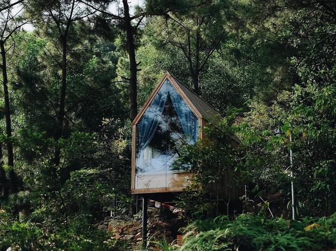 Ngày cuối tuần, trốn cả thế giới để đến với 3 homestay vừa xinh vừa xanh mát ở Hà Nội - ảnh 2