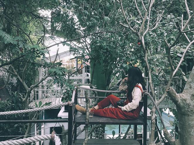 Ngày cuối tuần, trốn cả thế giới để đến với 3 homestay vừa xinh vừa xanh mát ở Hà Nội - ảnh 17