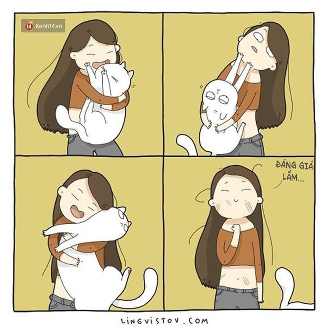 Có thể bạn thừa biết: Mèo giống như con gái vậy, đáng yêu nhưng khó ưa cực kì! - ảnh 12
