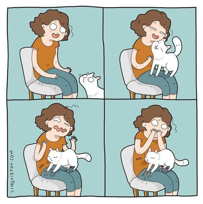 Có thể bạn thừa biết: Mèo giống như con gái vậy, đáng yêu nhưng khó ưa cực kì! - ảnh 13