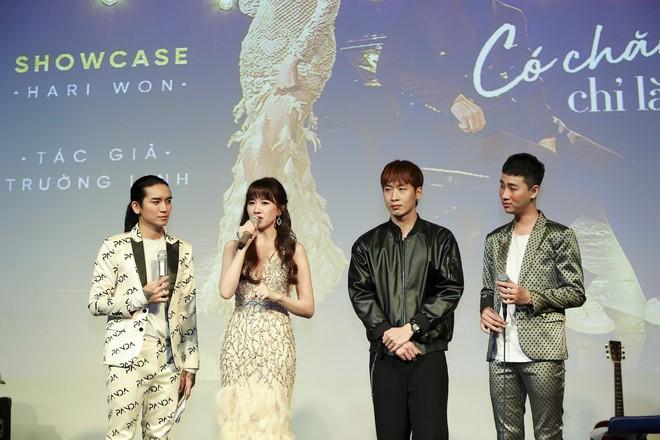 Nhận ca khúc từ 5 năm trước mà đến giờ Hari Won mới đủ chín muồi để thể hiện - Ảnh 10.