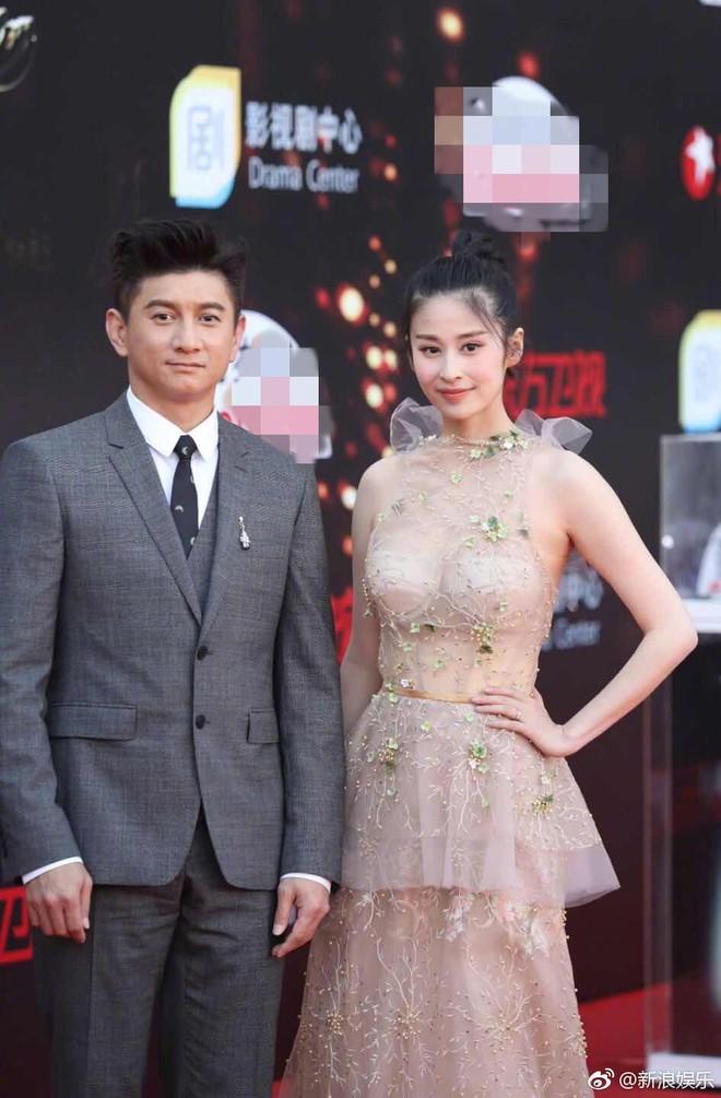 Thảm đỏ hot nhất Cbiz hôm nay: Dương Mịch đè bẹp dàn mỹ nhân, bạn gái Luhan hot vì... thời trang khó hiểu - ảnh 5