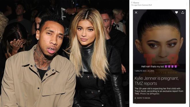Kylie Jenner có con với bạn trai cũ gốc Việt nhưng lại bắt người yêu hiện tại đổ vỏ? - ảnh 5