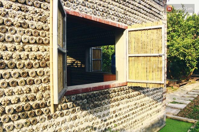 Đột nhập những ngôi nhà cực chất cực xinh làm từ vỏ chai nhựa, Việt Nam cũng có một cái ở ngay Hà Nội - ảnh 8