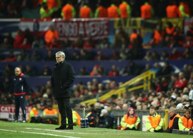 Jose Mourinho: Man Utd bị loại khỏi Champions League chẳng có gì mới lạ - Ảnh 3.