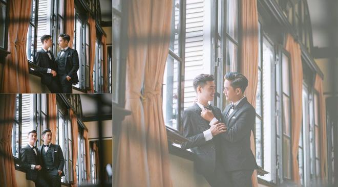Đám cưới của cặp đồng tình điển trai gây xôn xao mạng xã hội: Chưa bao giờ vì sự phản đối của mọi người mà chúng mình nản lòng - ảnh 4