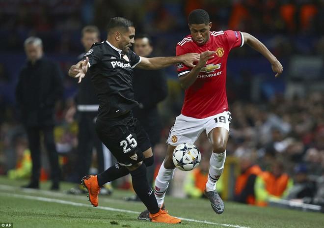 Man Utd nhạt nhòa, bị đá văng khỏi Champions League - ảnh 2