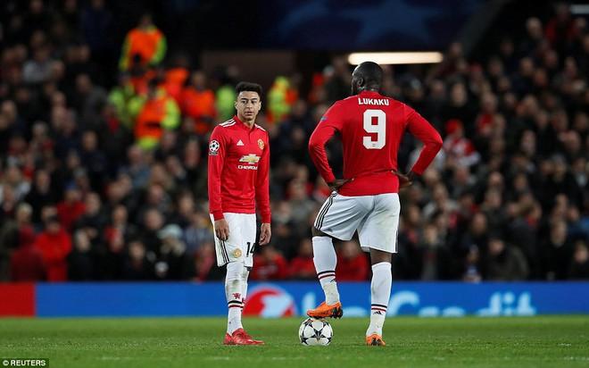 Man Utd nhạt nhòa, bị đá văng khỏi Champions League - ảnh 1