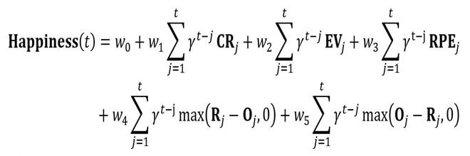 Không chỉ là lời nói sáo rỗng, giờ chúng ta có hẳn một công thức toán học về hạnh phúc - ảnh 3