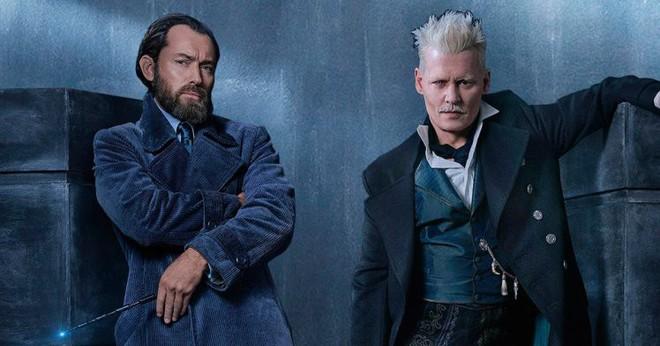 """HIệu trưởng Dumbledore Jude Law cực bảnh thả thính tung tóe ngay trailer """"Fantastic Beasts 2"""" - ảnh 5"""