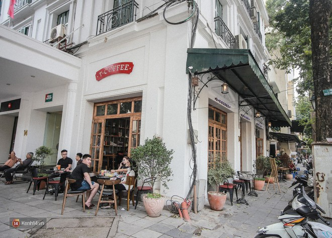 Các quán cà phê mở trong building: Không chỉ tiện, mà còn rất xinh để chụp hình sống ảo - Ảnh 8.