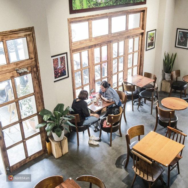 Các quán cà phê mở trong building: Không chỉ tiện, mà còn rất xinh để chụp hình sống ảo - Ảnh 11.