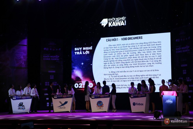 Chung kết khởi nghiệp cùng Kawai: Tuổi trẻ phải dám nghĩ, dám làm, hãy thắt chặt dây giày và lên đường - ảnh 11