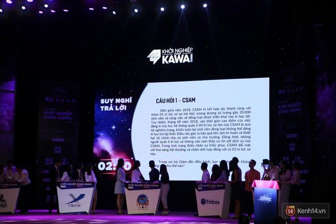 Chung kết khởi nghiệp cùng Kawai: Tuổi trẻ phải dám nghĩ, dám làm, hãy thắt chặt dây giày và lên đường - ảnh 12