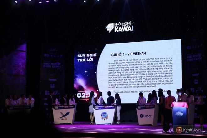 Chung kết khởi nghiệp cùng Kawai: Tuổi trẻ phải dám nghĩ, dám làm, hãy thắt chặt dây giày và lên đường - ảnh 13