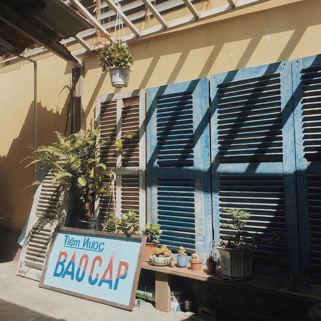 3 quán cafe phong cách hoài cổ ở Đà Nẵng để bạn tận hưởng không khí thời ông bà anh - Ảnh 2.