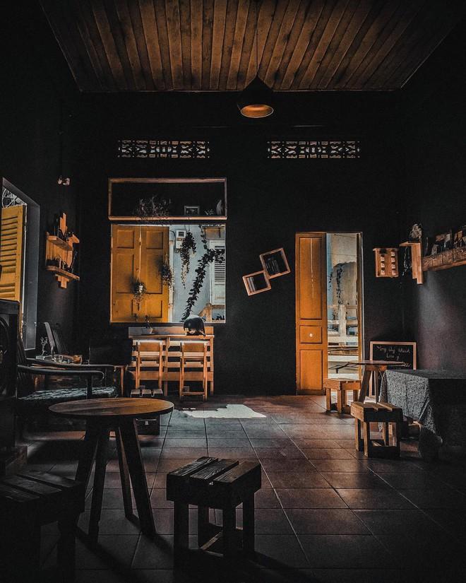3 quán cafe phong cách hoài cổ ở Đà Nẵng để bạn tận hưởng không khí thời ông bà anh - Ảnh 6.