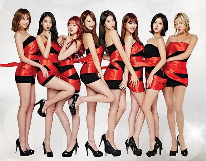 Girlgroup Kpop và chiêu trò khoe thân: Khi hở thôi vẫn chưa đủ để thành công - Ảnh 4.