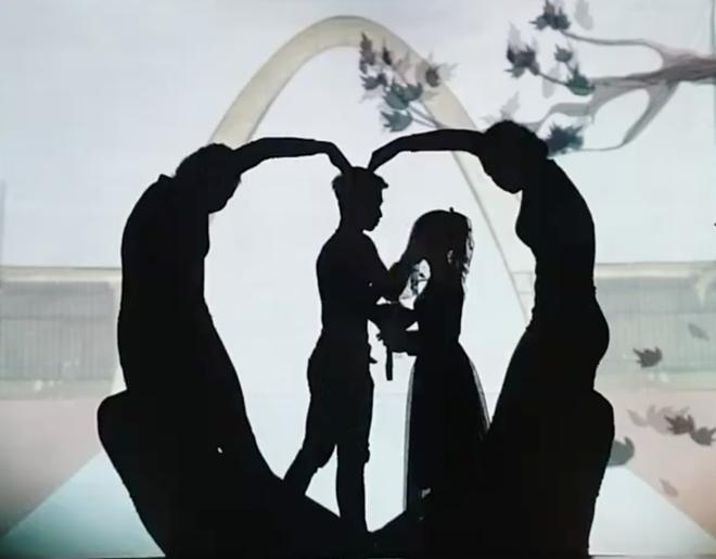 Clip: Màn shadow dancing gói gọi cuộc đời một con người chỉ trong vài phút của nhóm nữ sinh Bách Khoa - ảnh 1