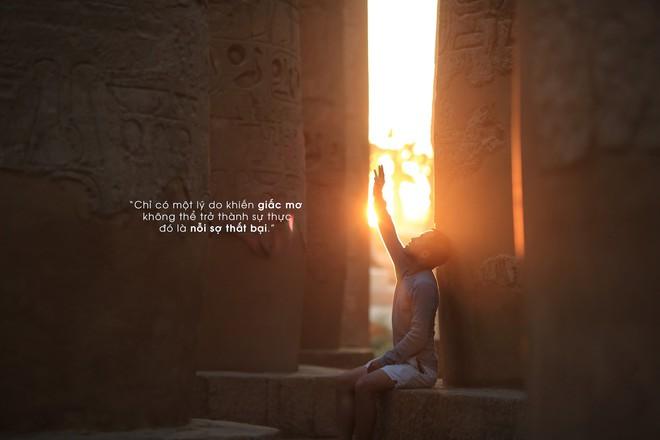 Ai Cập đẹp hơn tất cả những gì chúng ta vẫn tưởng tượng trong bộ ảnh mới nhất của Tâm Bùi - Ảnh 12.