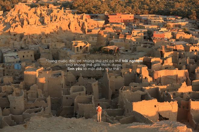 Ai Cập đẹp hơn tất cả những gì chúng ta vẫn tưởng tượng trong bộ ảnh mới nhất của Tâm Bùi - Ảnh 4.