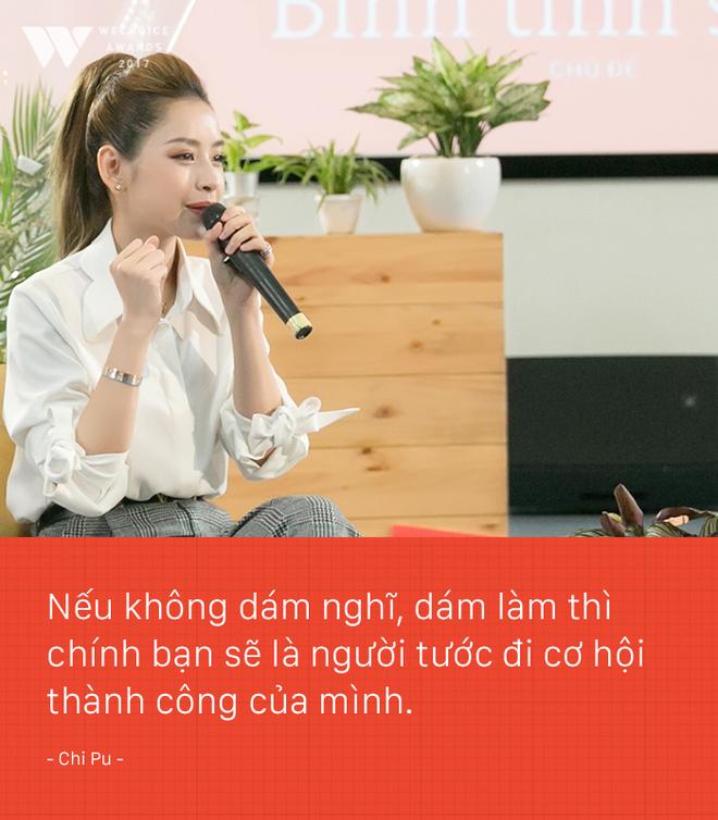 Miss showbiz Chi Pu lần đầu kể về giai đoạn khủng hoảng đến trầm cảm sau khi tuyên bố đi hát - Ảnh 2.