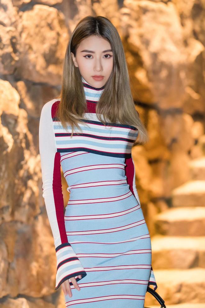 Vừa dứt kỳ nghỉ ở Mỹ, Quỳnh Anh Shyn đã bay thẳng qua Hàn ăn tối cùng Louis Vuitton - ảnh 4