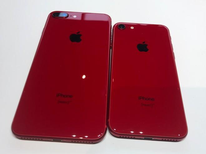Iphone 88 Plus Productred đẹp Hút Mắt Nhưng Vẫn Có Nhược