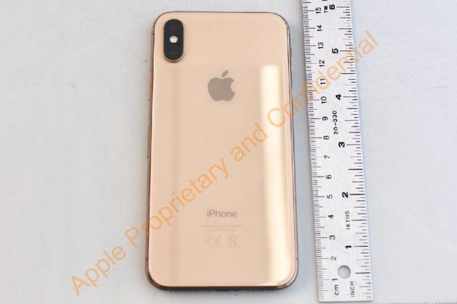 Lộ ảnh iPhone X vàng sang chảnh mà Apple giấu tịt, chưa chịu tung ra - Ảnh 1.