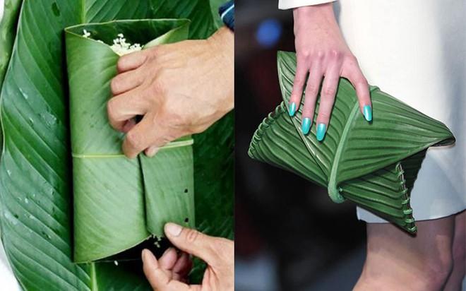 Góc khéo tay: cảm thấy mua đồ hiệu quá khó, bạn hãy tận dụng luôn nguyên liệu có sẵn ở Việt Nam - Ảnh 1.