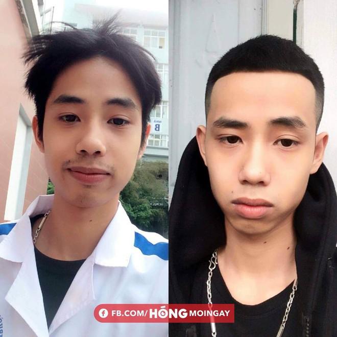 Hàng loạt thanh niên khoe tóc iPhone X vừa mát vừa bắt trend để chào hè 2018 - ảnh 1