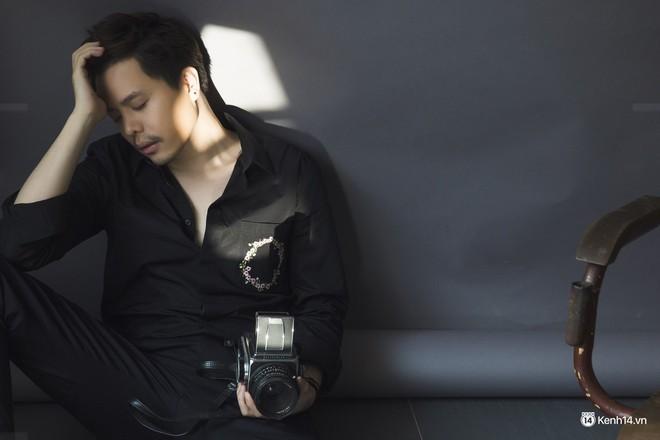 Ông ngoại tuổi 30 Trịnh Thăng Bình và câu chuyện đằng sau một cậu ấm sành điệu, chẳng áp lực lo cơm áo gạo tiền - Ảnh 3.